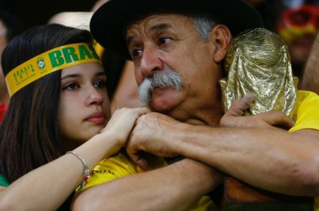Ký ức World Cup: Bi kịch Brazil và khoảnh khắc ám ảnh thế giới - ảnh 9
