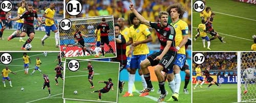 Ký ức World Cup: Bi kịch Brazil và khoảnh khắc ám ảnh thế giới - ảnh 3