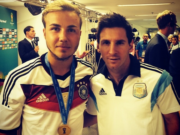 Ký ức World Cup: Messi giết chết giấc mơ Messi - ảnh 9