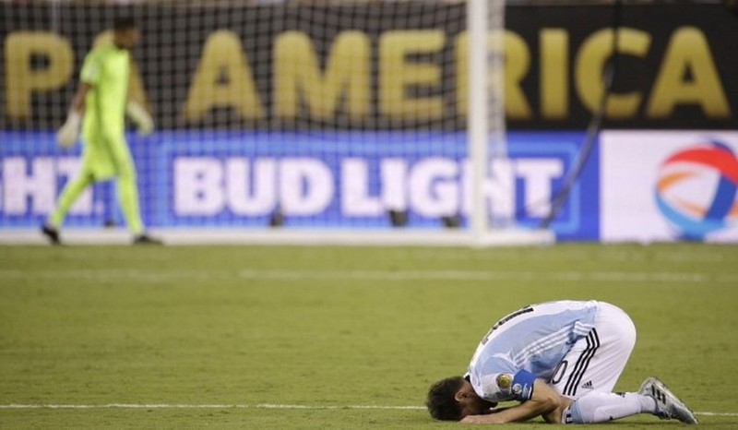 Ký ức World Cup: Messi giết chết giấc mơ Messi - ảnh 1
