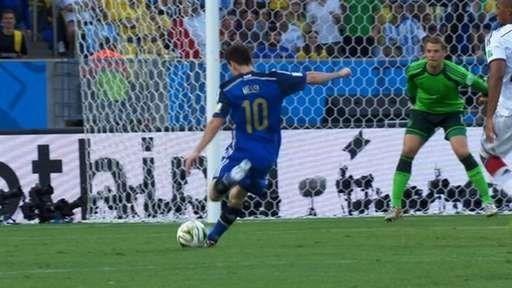 Ký ức World Cup: Messi giết chết giấc mơ Messi - ảnh 3