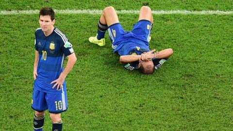 Ký ức World Cup: Messi giết chết giấc mơ Messi - ảnh 2