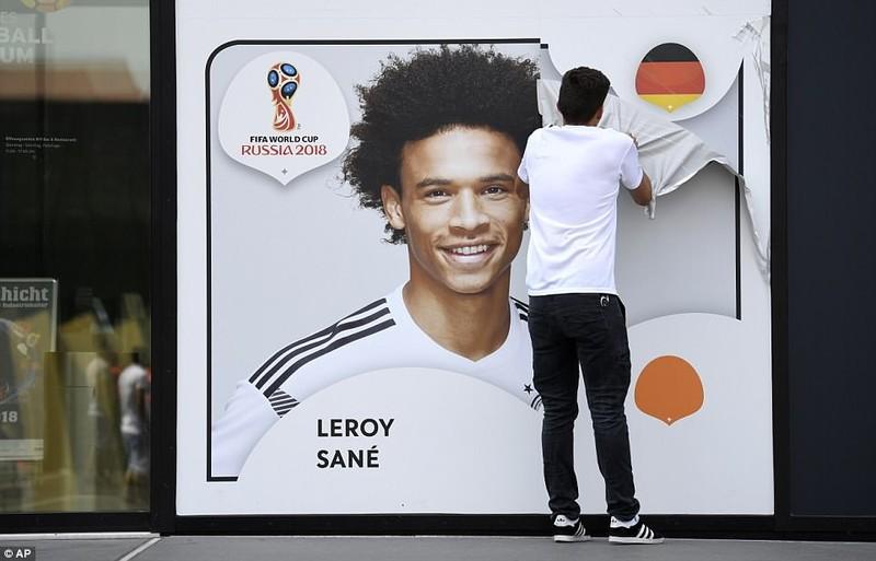 Thế giới giận dữ, than khóc vì Sane bị Đức loại khỏi World Cup - ảnh 3