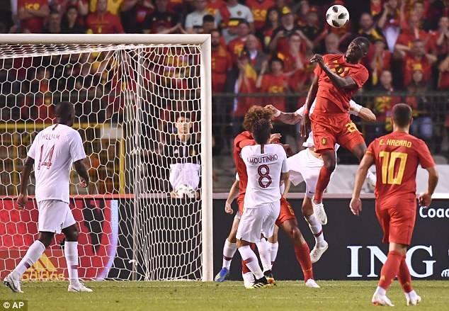 'Những con quỷ đỏ' chốt danh sách dự World Cup:Bất ngờ Benteke - ảnh 1