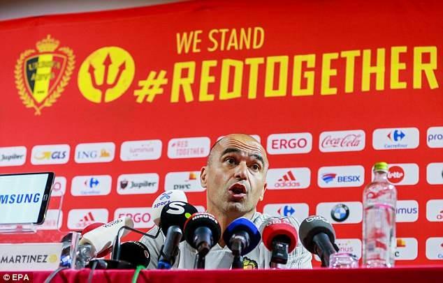 'Những con quỷ đỏ' chốt danh sách dự World Cup:Bất ngờ Benteke - ảnh 2