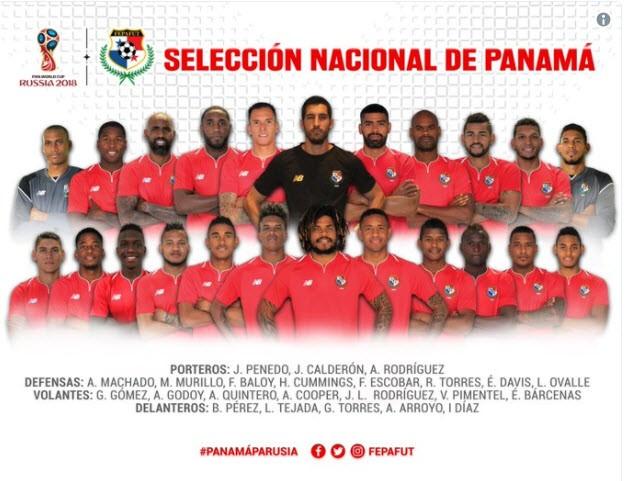 Danh sách chính thức 32 đội tuyển dự World Cup 2018 - ảnh 12