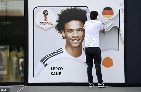 Danh sách chính thức 32 đội tuyển dự World Cup 2018 - ảnh 8