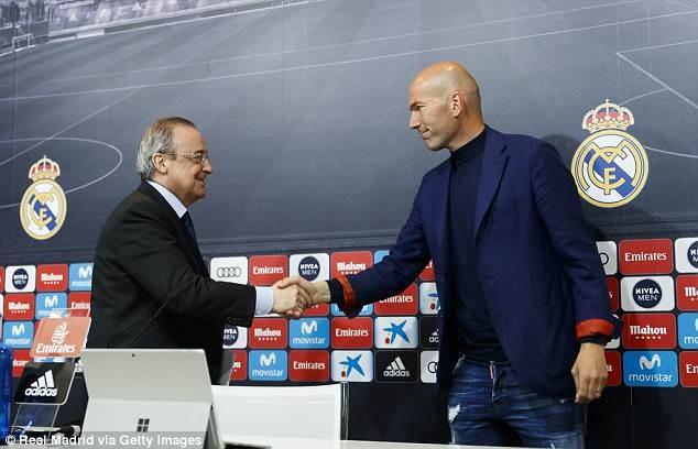 Lí do thật sự Zidane chia tay Real Madrid là vì… sao MU - ảnh 2