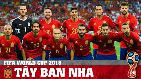 Bảng B World Cup 2018: Hấp dẫn 'đại chiến' châu Âu - ảnh 2