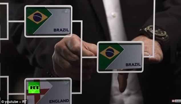 Mourinho trổ tài dự đoán 2 cặp bán kết World Cup 2018 - ảnh 1