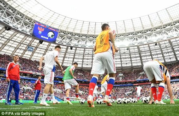 Nga 1-0 Saudi Arabia:Chủ nhà ghi bàn thắng đầu tiên World Cup  - ảnh 21