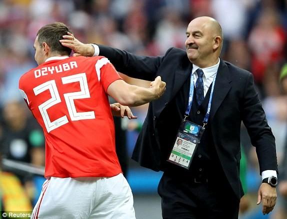 Nga - Saudi Arabia (5-0): Mở màn mỹ mãn của chủ nhà - ảnh 3