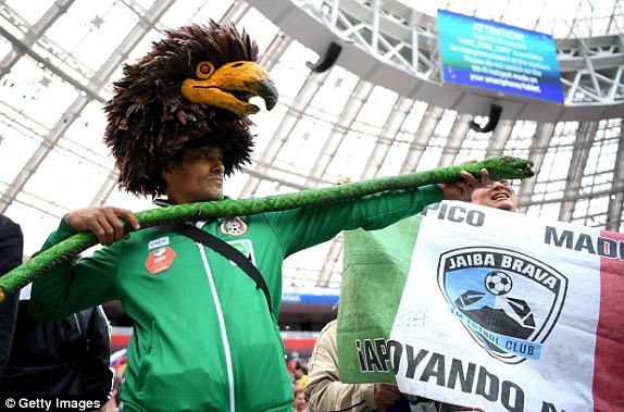 Nga 1-0 Saudi Arabia:Chủ nhà ghi bàn thắng đầu tiên World Cup  - ảnh 10