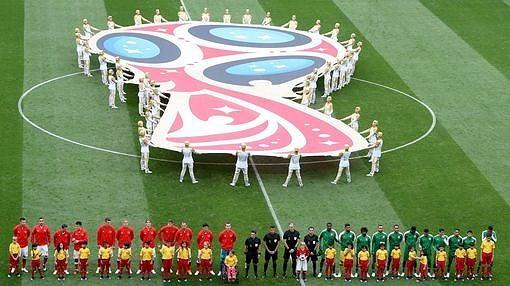 Nga 1-0 Saudi Arabia:Chủ nhà ghi bàn thắng đầu tiên World Cup  - ảnh 7