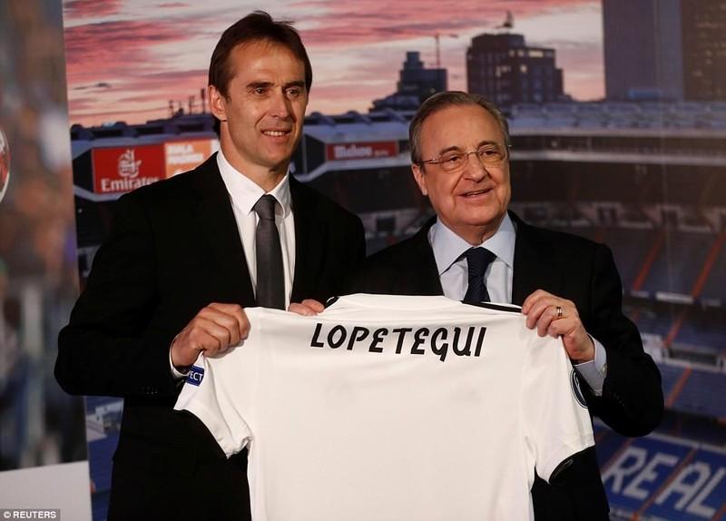 Tân HLV Real Madrid: 'Hôm nay là ngày hạnh phúc nhất đời tôi' - ảnh 1