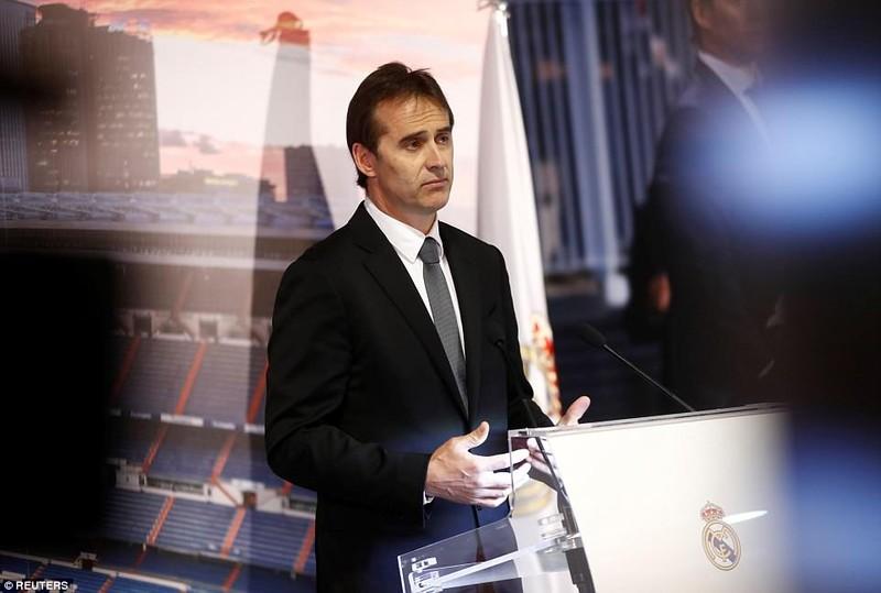 Tân HLV Real Madrid: 'Hôm nay là ngày hạnh phúc nhất đời tôi' - ảnh 3