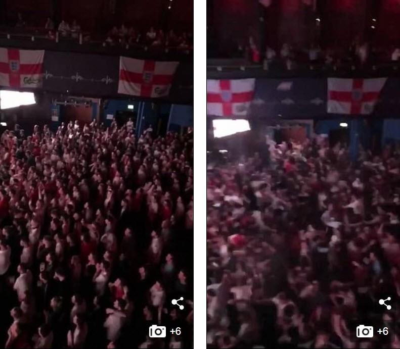 Cả nước Anh phát cuồng, ăn mừng điên dại vì Harry Kane - ảnh 3
