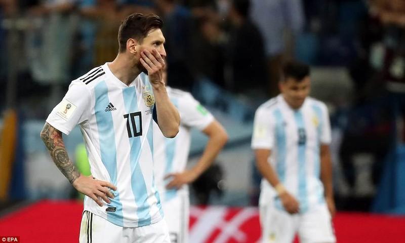 Nhìn lại diễn biến trận Argentina thua thảm Croatia 0-3 - ảnh 30