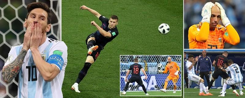 Thủ môn sai lầm, Messi vô hại, Argentina gặp ác mộng khó ngờ - ảnh 1