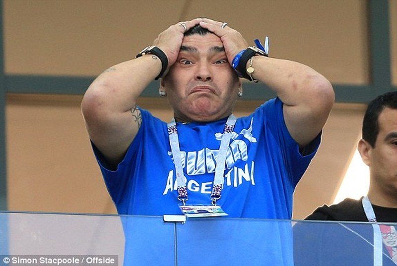 Nhìn lại diễn biến trận Argentina thua thảm Croatia 0-3 - ảnh 31