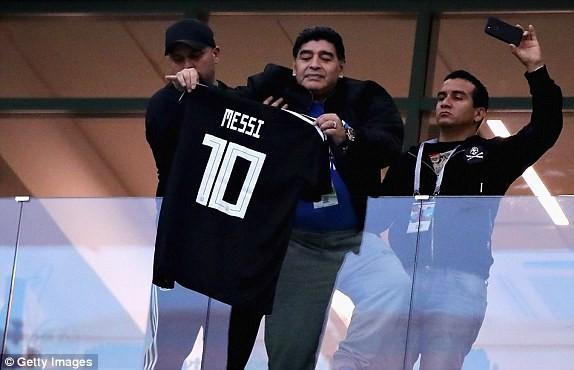 Thủ môn sai lầm, Messi vô hại, Argentina gặp ác mộng khó ngờ - ảnh 3