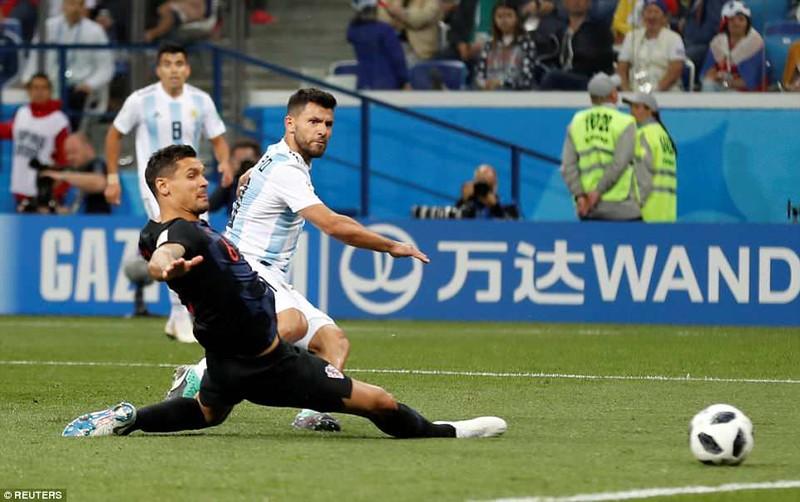 Nhìn lại diễn biến trận Argentina thua thảm Croatia 0-3 - ảnh 15