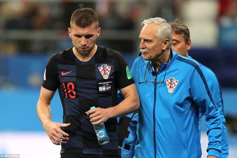 Nhìn lại diễn biến trận Argentina thua thảm Croatia 0-3 - ảnh 20