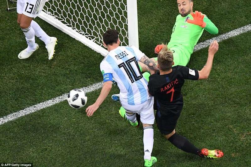 Nhìn lại diễn biến trận Argentina thua thảm Croatia 0-3 - ảnh 21
