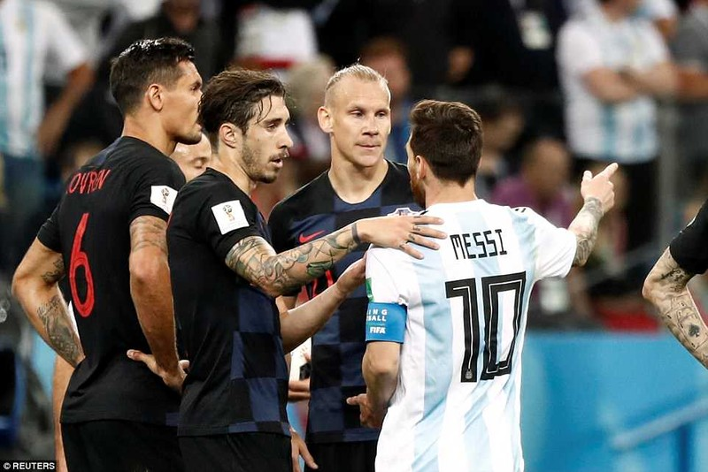Nhìn lại diễn biến trận Argentina thua thảm Croatia 0-3 - ảnh 26