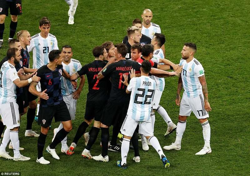 Nhìn lại diễn biến trận Argentina thua thảm Croatia 0-3 - ảnh 27