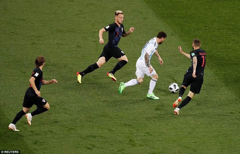 Nhìn lại diễn biến trận Argentina thua thảm Croatia 0-3 - ảnh 7