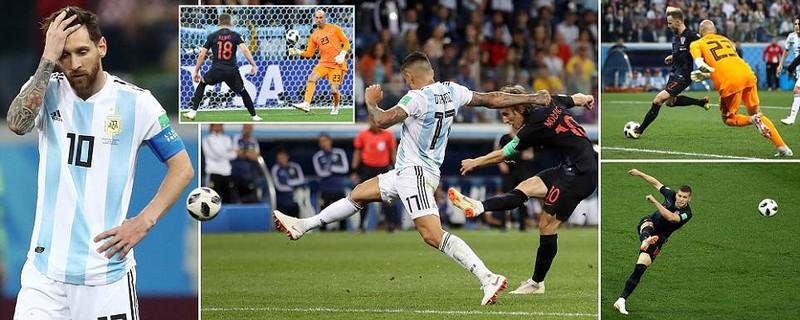 Nhìn lại diễn biến trận Argentina thua thảm Croatia 0-3 - ảnh 32