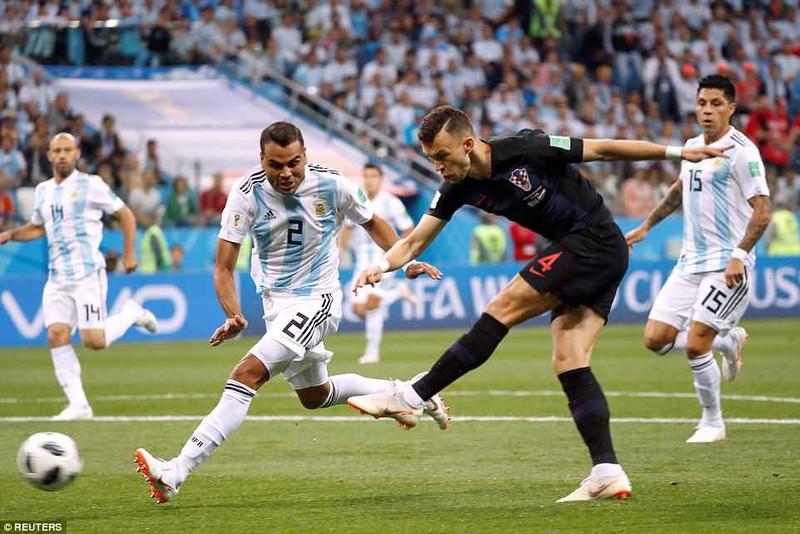 Nhìn lại diễn biến trận Argentina thua thảm Croatia 0-3 - ảnh 8