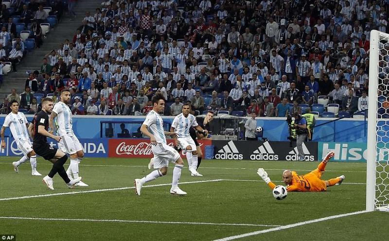 Nhìn lại diễn biến trận Argentina thua thảm Croatia 0-3 - ảnh 9
