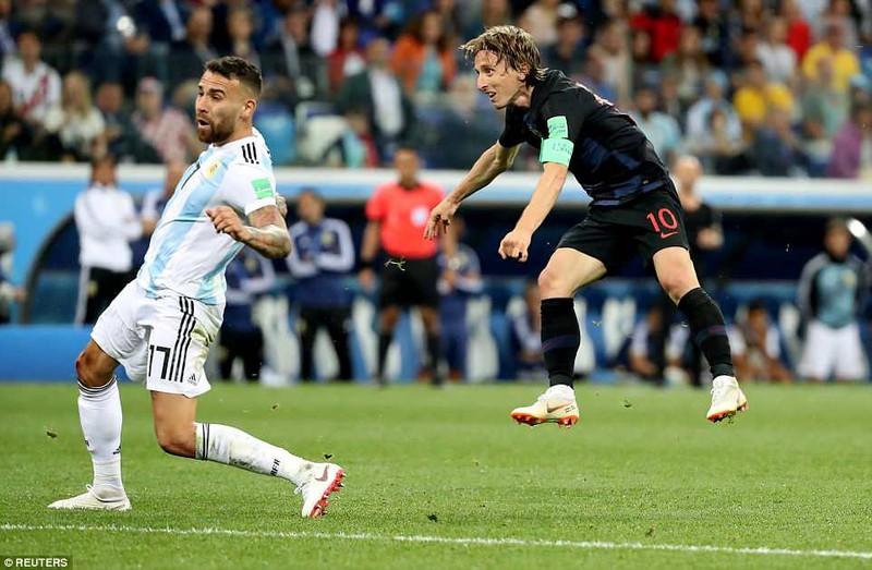 Nhìn lại diễn biến trận Argentina thua thảm Croatia 0-3 - ảnh 22