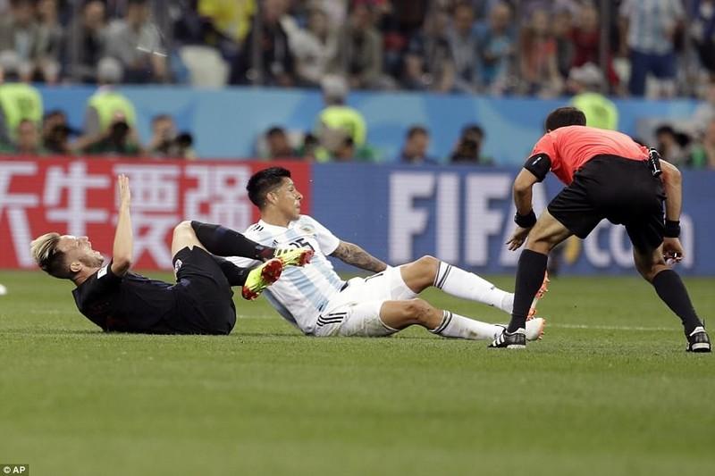 Nhìn lại diễn biến trận Argentina thua thảm Croatia 0-3 - ảnh 4