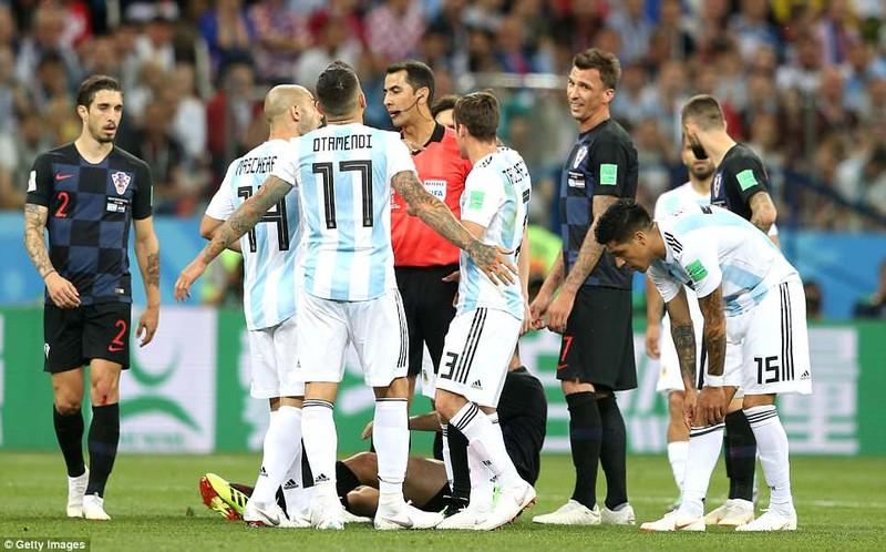 Nhìn lại diễn biến trận Argentina thua thảm Croatia 0-3 - ảnh 5