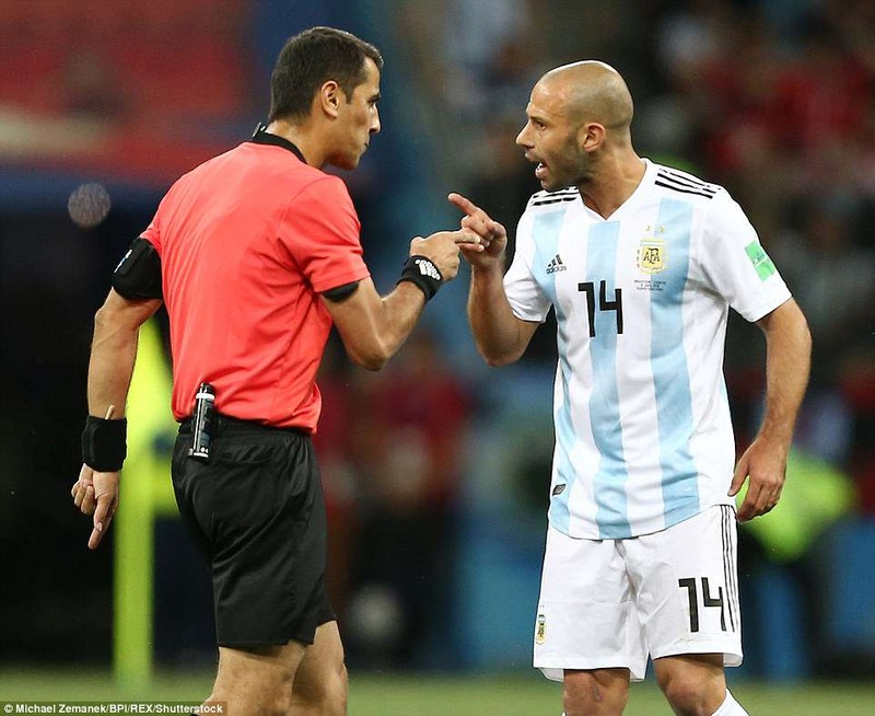 Nhìn lại diễn biến trận Argentina thua thảm Croatia 0-3 - ảnh 6
