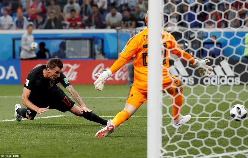 Nhìn lại diễn biến trận Argentina thua thảm Croatia 0-3 - ảnh 12