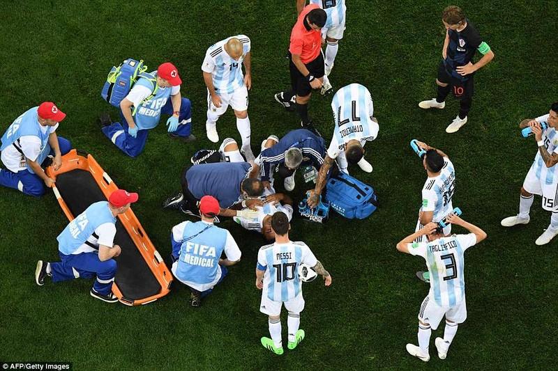 Nhìn lại diễn biến trận Argentina thua thảm Croatia 0-3 - ảnh 13