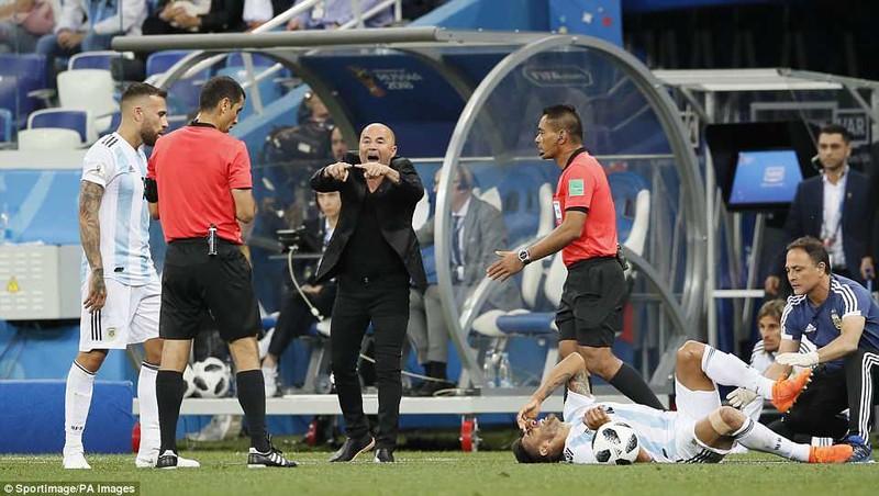 Nhìn lại diễn biến trận Argentina thua thảm Croatia 0-3 - ảnh 14
