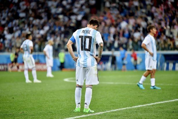 Sampaoli nhận hết trách nhiệm sau trận thua, nói gì về Messi? - ảnh 1