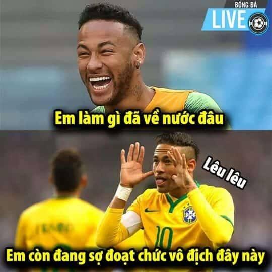 Neymar ở lại World Cup, Messi, Ronaldo 'bị hố' - ảnh 13