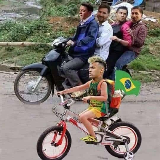 Neymar ở lại World Cup, Messi, Ronaldo 'bị hố' - ảnh 4