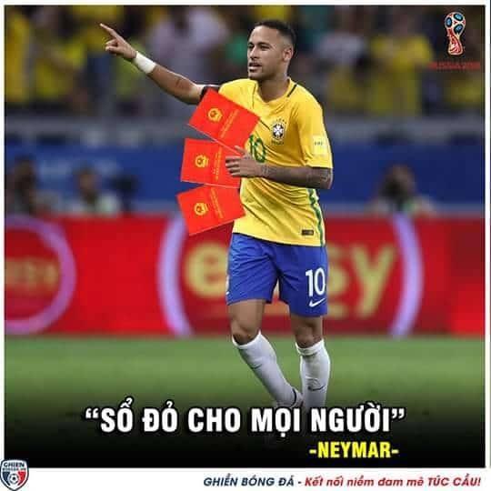Neymar ở lại World Cup, Messi, Ronaldo 'bị hố' - ảnh 8