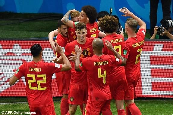 Bỉ gây sốc, loại ứng viên số 1 Brazil khỏi World Cup 2018 - ảnh 8