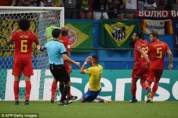 Bỉ gây sốc, loại ứng viên số 1 Brazil khỏi World Cup 2018 - ảnh 15
