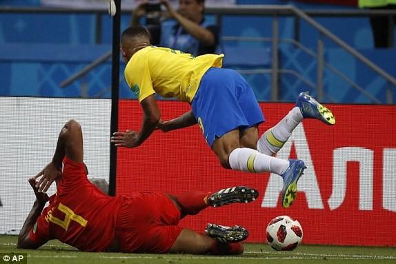 Bỉ gây sốc, loại ứng viên số 1 Brazil khỏi World Cup 2018 - ảnh 12