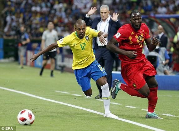 Bỉ gây sốc, loại ứng viên số 1 Brazil khỏi World Cup 2018 - ảnh 10