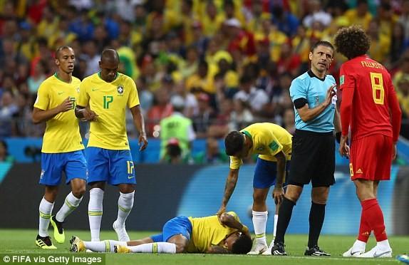 Bỉ gây sốc, loại ứng viên số 1 Brazil khỏi World Cup 2018 - ảnh 1